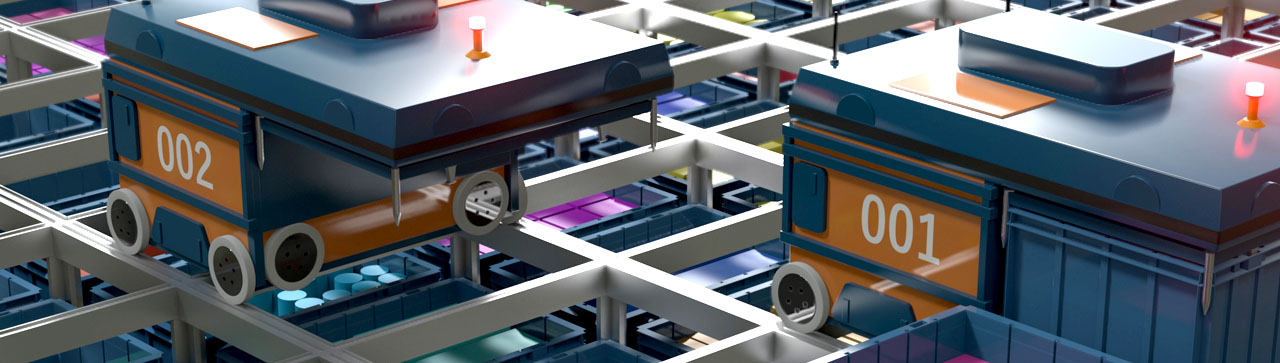 Top-Loading Automatic Storage and Retrieval Systems