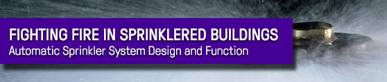 Automatic Sprinkler System Design and Function