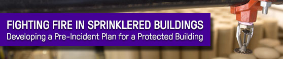 Developing a Pre-Incident Plan for a Protected Building